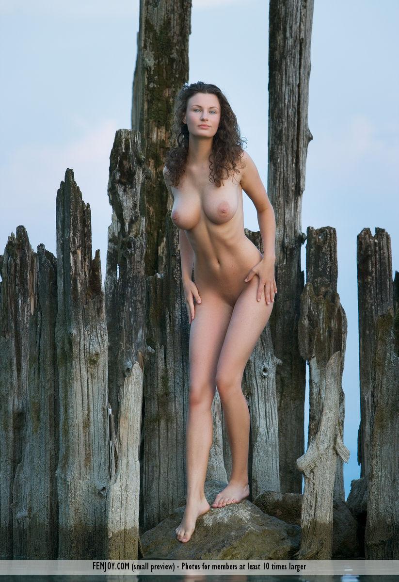 Hope, waterworld movie nude scene