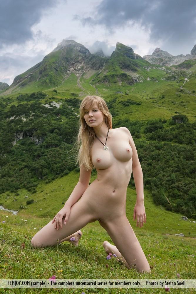 Belinda nude naked topless special case
