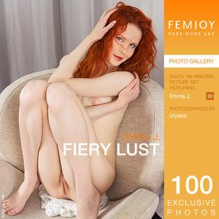 Fiery Lust