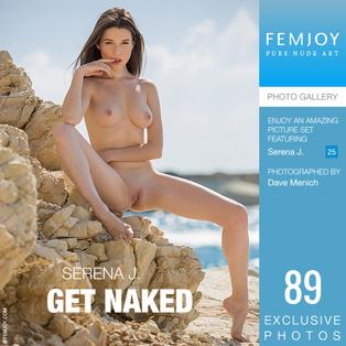 Serena J.: Get Naked