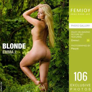 Emma I.: Blonde