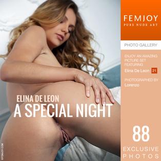 Elina De Leon: A Special Night