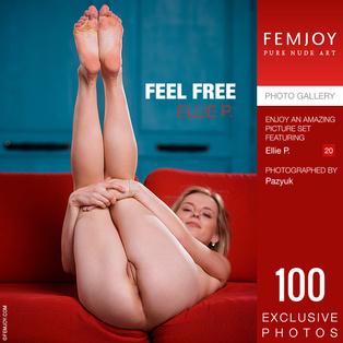 Ellie P.: Feel Free
