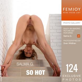 Salma G.: So Hot