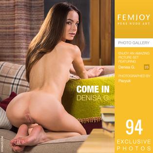 Denia G.: Come In